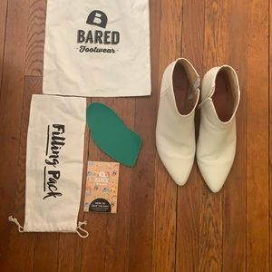 Bared Footwear booties (size 11) MUST SELL BY 6/22